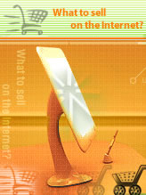 What to sell on the Internet?