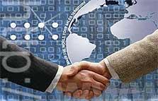 Развитие экспорта  с помощью Интернета
